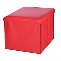 Ящик пуф для хранения STENSON 30 х 30 х 30 см (R88090)