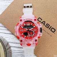 Спортивные наручные часы Casio G-Shock GG-1000 White-Red