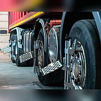 3D стенд сход развал мобильный Techno Vector Truck 7204 HT MR