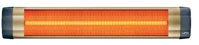 Конструкция инфракрасного карбонового обогревателя