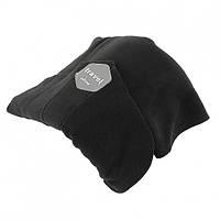 Подушка-шарф для путешествий Travel pillow 3160 Черный, фото 1