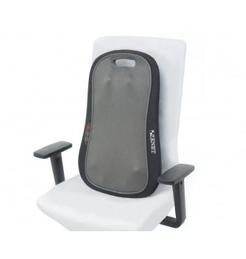 Массажная подушка для спины ZENET ZET-827+Бесплатная доставка