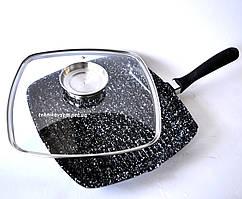 Сковорода-гриль A-Plus GP-1498 (28 см)