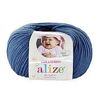 Alize Baby Wool №279 джинс