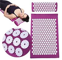 Акупунктурный массажный коврик Yantra Mat (Янтре Мат) Ommassage KX, фото 1