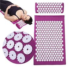 Акупунктурный массажный коврик Yantra Mat (Янтре Мат) Ommassage KX