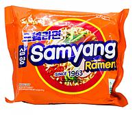 Корейская лапша Суп рамен Samyang 1963 Original 120г  (Корея)
