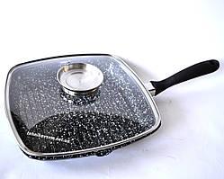 Сковорода-гриль A-Plus GP-1496 (24 см)