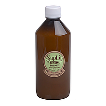 Очищуючий лосьйон Saphir Cleaning Lotion 500 ml