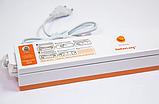 Вакууматор, Вакуумний пакувальник ручної продуктів Freshpack Pro, Побутові вакуумні пакувальники для будинку, фото 7