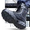 Військові черевики спецназу, чоловічі черевики для тренувань, тренувальна взуття, високі черевики, надлегка захисне взуття, дихаюча взуття