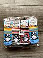 Дитячі носки шкарпетки махрові хлопчачі  Baby Stromper з тормозками, панди 0,1,3  мікс  кольорів, фото 4