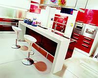 Столешница для кухни из искусственного камня (цвет уточнять)
