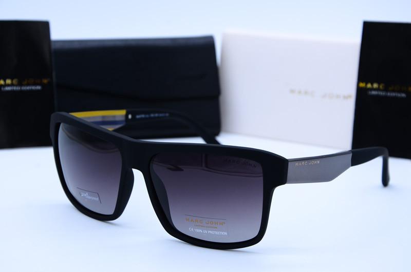 Мужские очки солнцезащитные Marc John маска 0793 c102-G4