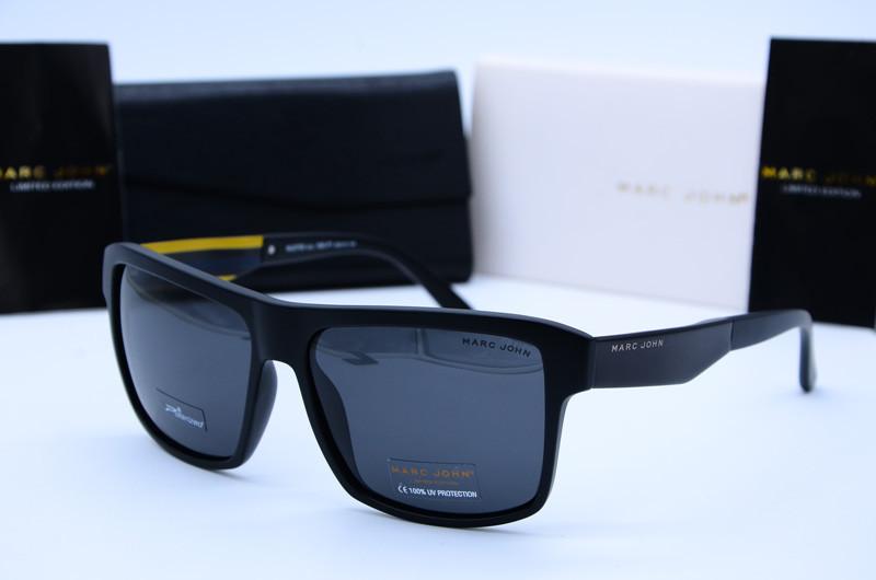Мужские очки солнцезащитные Marc John маска 0793 c108-P1