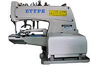 Промышленная пуговичная машина ETYPE