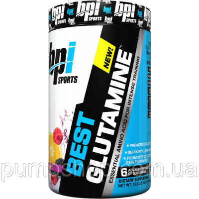 Глютамин BPI Sports Best Glutamine 400 г (50 порц.)