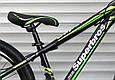 Подростковый спортивный горный велосипед TopRider 24 дюймов колеса 285 САЛАТОВЫЙ Горный велосипед ТОП РАЙДЕР, фото 10