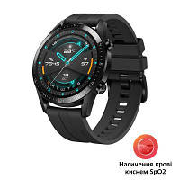 Смарт-часы Huawei Watch GT 2 46mm Sport Black (Latona-B19S) SpO2 (55024474)