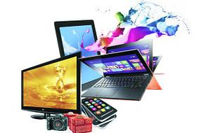 Смартфони, ТБ і електроніка