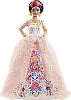 Кукла Барби коллекционная День мертвых в розовом Barbie Signature Dia De Muertos Pink 2020 Doll GNC40