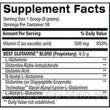 Глютамин BPI Sports Best Glutamine 400 г (50 порц.), фото 3