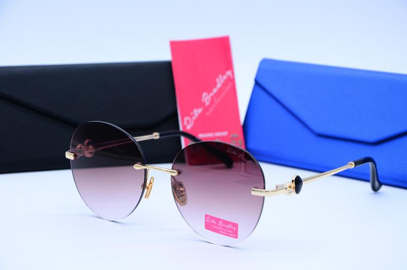 Женские солнцезащитные круглые очки  Rita Bradley 3147 с03
