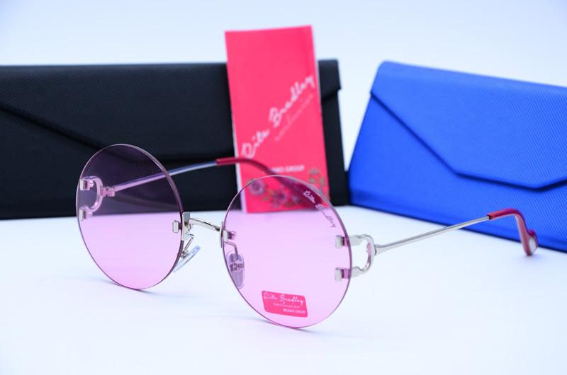 Женские солнцезащитные круглые очки  Rita Bradley 3148 с04