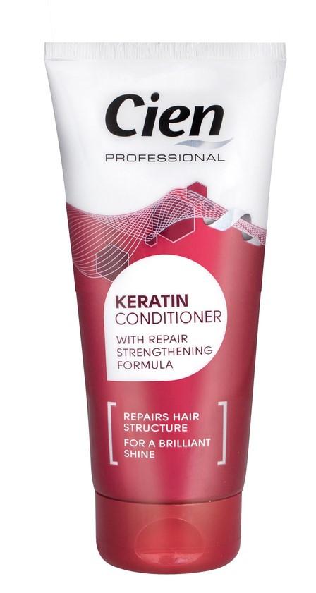Кондиціонер для волосся професійний Cien Professional Keratin 200мл.