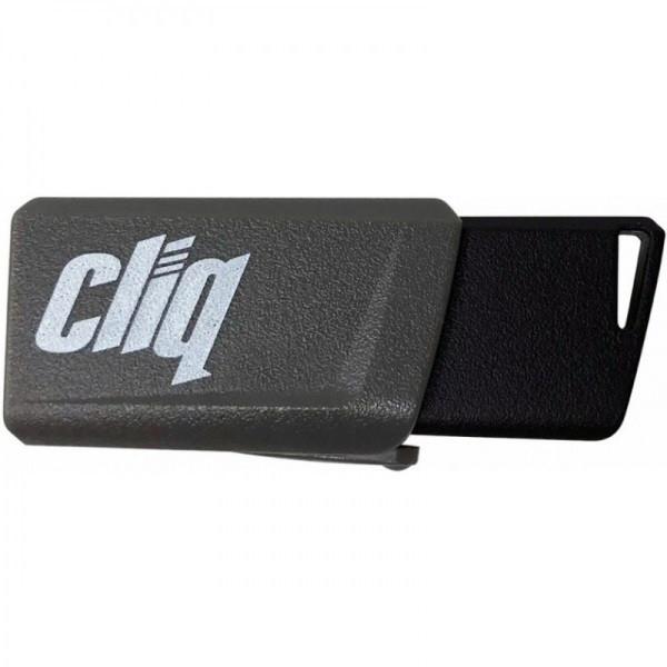 Флеш-накопитель USB3.1 64GB Patriot ST-Lifestyle Cliq Grey (PSF64GCL3USB)