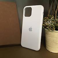 Чехол бампер silicone case для Iphone 11 Pro . Силиконовый чехол накладка на айфон 11 Про