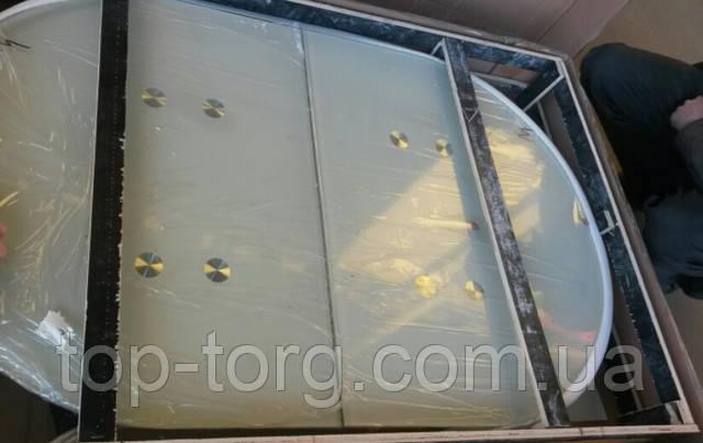 Оригинальное фото стола ТВ-042 в картонной упаковке и с деревянной заводской обрешеткой внутри.