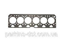 Прокладка головки блоку циліндрів двигуна Perkins 1006.6
