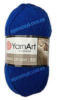Пряжа Yarn Art Merino De Luxe 50 (Мерино Де Люкс 50) Производитель Турция фирма Yarn Art (Ярн Арт) цвет-152