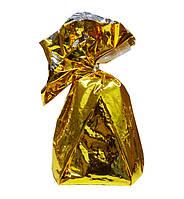 """Грузик для воздушных шаров """"Конфета"""" вес - 100 г., цвет - золото"""