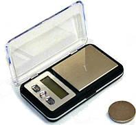 Мини ювелирные карманные весы 0,01 грамм 6210PA/МН-333/Mini2 (100/200г)