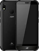 Защищенный телефон AGM A10 4/128GB Black противоударный водонепроницаемый смартфон