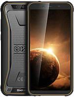 Защищенный телефон Blackview BV5500 Plus 3/32GB Yellow противоударный водонепроницаемый смартфон