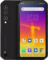 Защищенный телефон Blackview BV9900 Pro 8/128GB Black противоударный водонепроницаемый смартфон