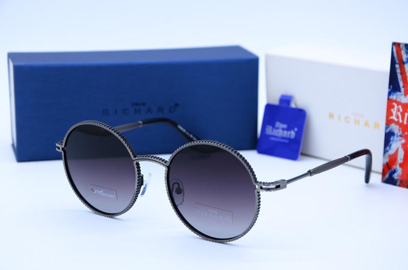 Жіночі круглі окуляри сонцезахисні Thom Richard 9038 c 09-G4