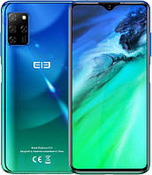 Смартфон Elephone E10 4/64Gb Aurora Blue (Global), фото 1
