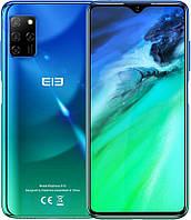 Смартфон Elephone E10 4/64Gb Aurora Blue (Global)