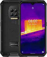 Защищенный телефон Ulefone Armor 9 8/128Gb Black противоударный водонепроницаемый смартфон