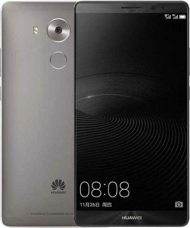 Смартфон Huawei Mate 8 NXT-L29 32GB Gray Seller Refurbished