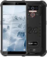 Защищенный телефон Oukitel WP5 Pro 4/64GB Black противоударный водонепроницаемый смартфон