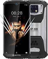 Защищенный телефон Oukitel WP6 IP68 6/128GB Black противоударный водонепроницаемый смартфон