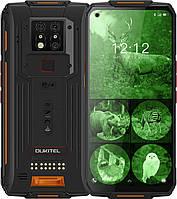 Защищенный телефон Oukitel WP7 8/128GB Orange противоударный водонепроницаемый смартфон