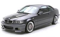 Лобовое стекло на BMW 3 SERİES E46 coupe