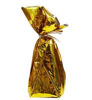 """Грузик для воздушных шаров """"Конфета"""" вес - 30 г., цвет - золото"""