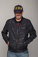 Куртка Miorichi Мужская ветровка 50 Милитари (m01117b-blue50)